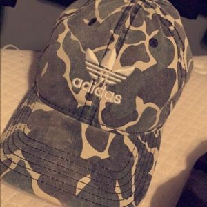 Bape and adidas collab hat